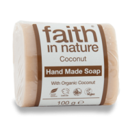 Faith in Nature Kókusz szappan (100g)