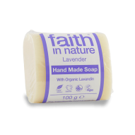 Faith in Nature Bio Levendula szappan (100g)