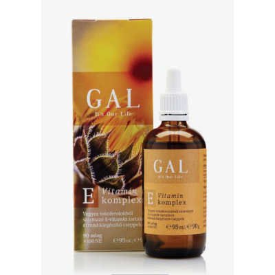 GAL E-vitamin komplex 95ml