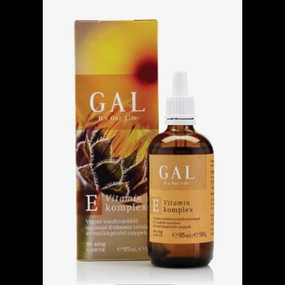 GAL E-vitamin komplex 95ml