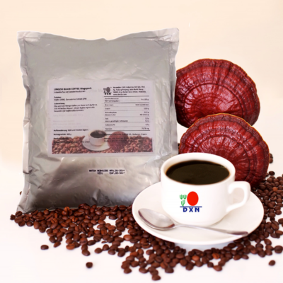 DXN Lingzhi Black Coffee megapack (400g)