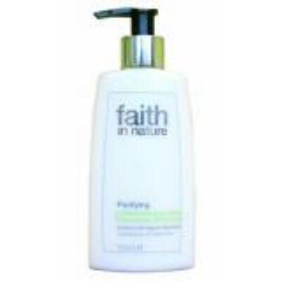 Faith in Nature Arctisztító tej (150ml)