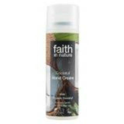 Faith in Nature Kókusz kézkrém (50ml)