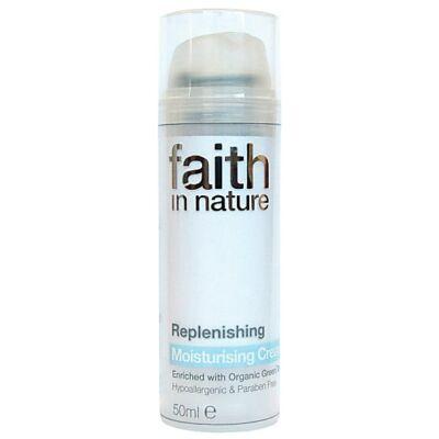Faith in Nature Lágy Hidratáló arckrém (50 ml)