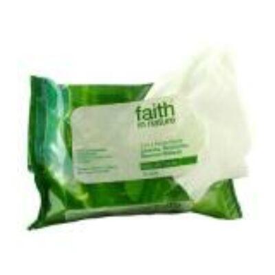 Faith in Nature Arctisztító kendő (25db)