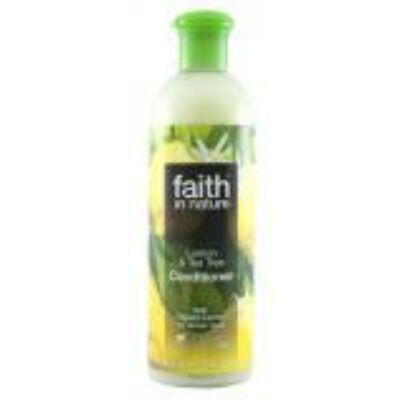 Faith in Nature Teafa és Citrom hajbalzsam (250ml)