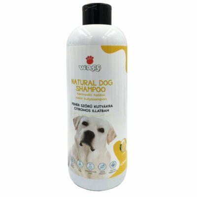 Waff kutyasampon fehér szőrű kutyáknak (400ml)