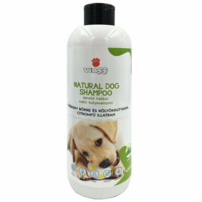 Waff natúr kutyasampon kölyökkutyáknak citromfű illattal 400ml