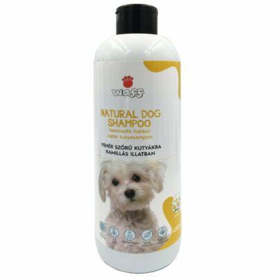 Waff natúr kutyasampon fehér szőrű kutyáknak kamilla illattal 400ml