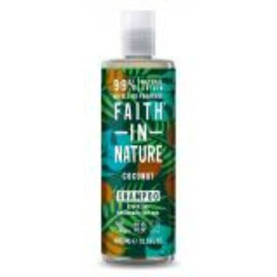 Faith in Nature Bio Kókusz sampon (400ml)