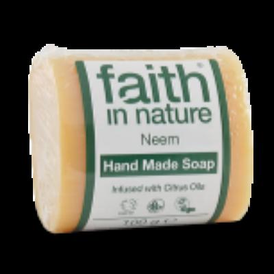 Faith in Nature Neemfa szappan (100g)