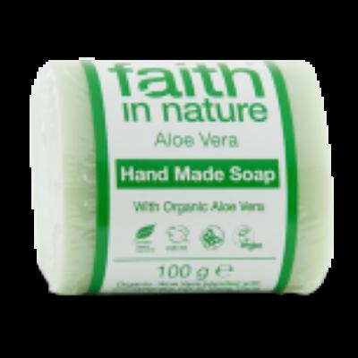 Faith in Nature Bio Aloe Vera szappan 100g