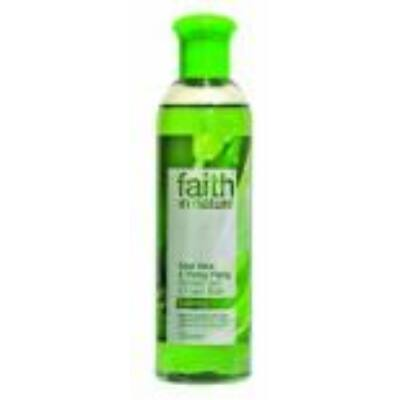 Faith in Nature Bio Aloe Vera és Ylang Ylang tusfürdő (250ml)