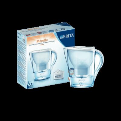 Brita Marella Cool vízszűrő kancsó fehér 2,4 L