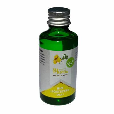 MM Gold Bio Ligetszépe olaj 50ml