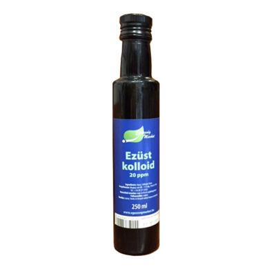 Ezüstkolloid 20 ppm (250ml)