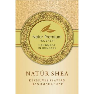 Natúr Shea vajas szappan 95g